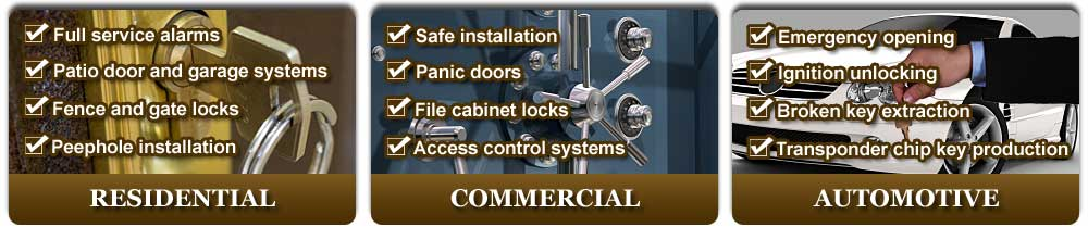 Locksmith Avondale Residential, Commercial and Automotive Services